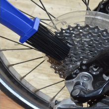 Scrubber-Tool Cleaning-Gear-Brush Road-Bike-Cleaner Motorcycle-Chain Bicycle MTB Plastic