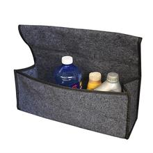 Car Storage Box Foldable Heavy Duty Car Boot Trunk Organizer Tool Bag Back-Up Bin Car Styling Accessories Auto Supplies Too Bags
