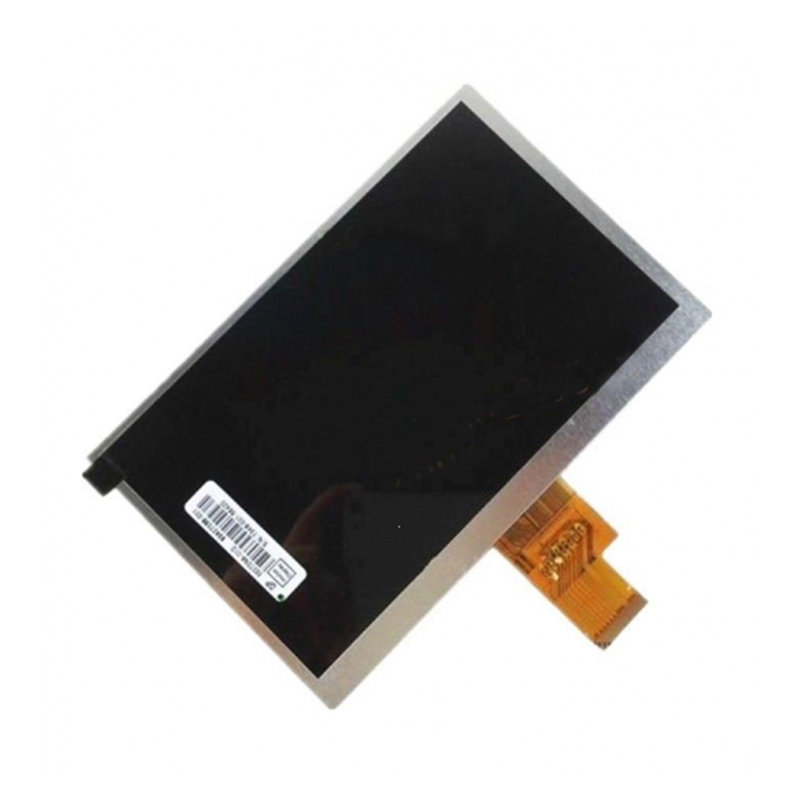 New 7 For Alcatel One Touch Tab 7 Dual Core Tablet LCD Display screen panel Matrix Digital Replacement Free Shipping black rhodium jet 5m