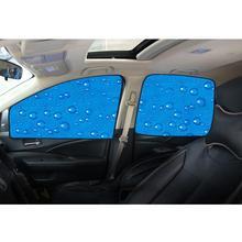 Навес автомобиля Зонт правой авто солнцезащитный козырек лобовое стекло Универсальный Магнит Прочный автомобиль