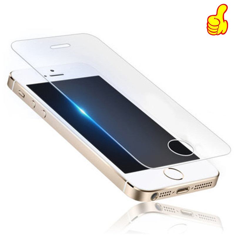 Case Cover Capa Capinha <font><b>Coque</b></font> Protective Film Tempered Glass For Alppe iPhone on 5s 4 4S <font><b>5c</b></font> 5S SE 6 6S 7 Plus Screen Protector