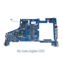SJV10-NL MB 48.4HX01.031 55.4HX01.221G MB.SBB01.003 MBSBB01003 laptop motherboard For acer aspire one 721 1551 AMK325 CPU ddr3