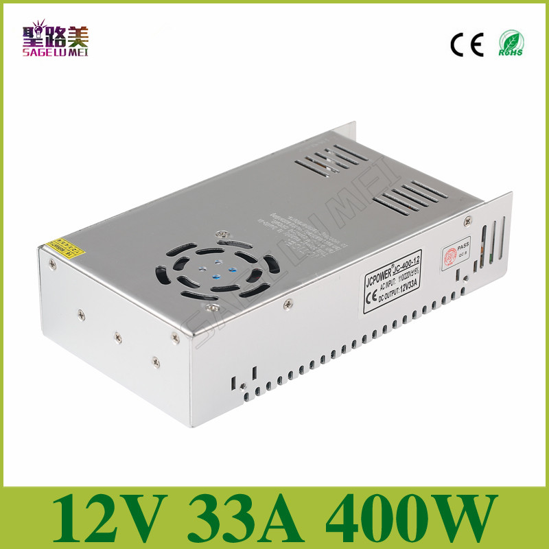 Wholesale-price-DC-12V-33A-400W-Regulated-Switching-Power-Supply-For-LED-Strip-Lights-