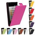 Vertical flip case magnética del cuero genuino para lg l5 l7 l9 l40 l50 L90 F60 F70 P880 P990 L Bello Dual Up Bolso Del Teléfono Bolsa de La Cubierta