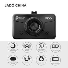 JADO D300 3.0 Car Camera Full HD 1080P  Mini Car Dvr Video Recorder 140 degree Car DVRs Dash cam Car inside infrared monitor