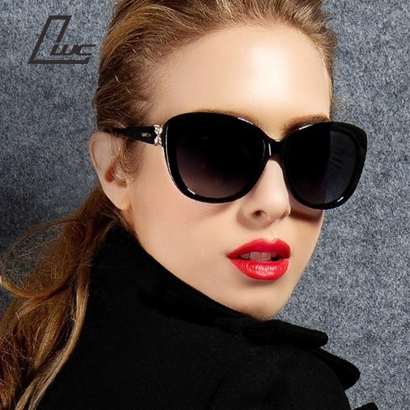 2016 Sunglasses Women Brand Original Designer Luxury Starfish Pattern Points Sun Glasses For Women Retro Vintage Oculos De Sol