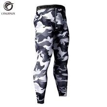 14 Colors Brand Camo Compression Pants Men Sport Wear Jogging Pants Men Sports Leggings Training Pants Gym Man Running Tights