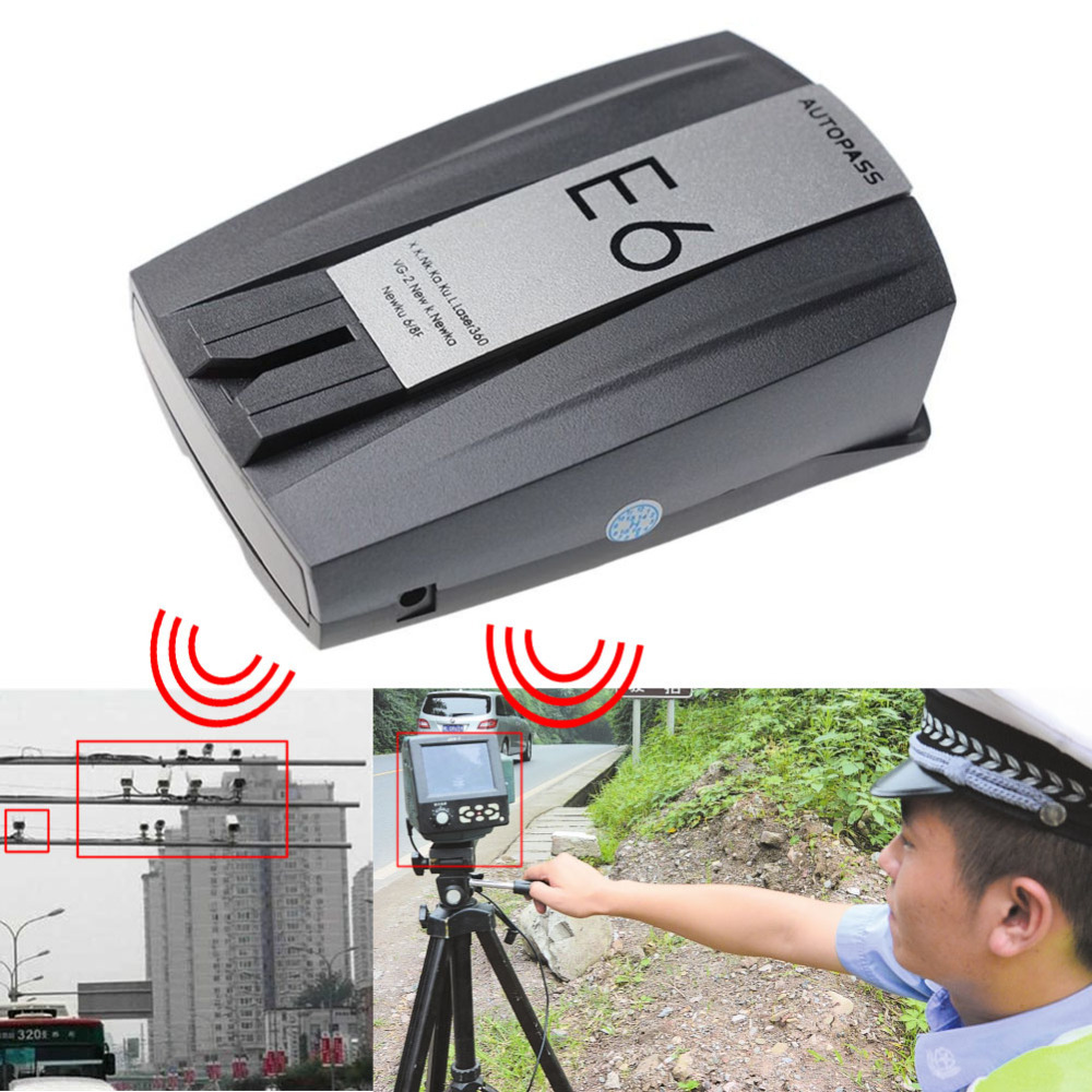 Russian & English version Full Band Alert Laser Car radar detector 2016 Newest update vi ...