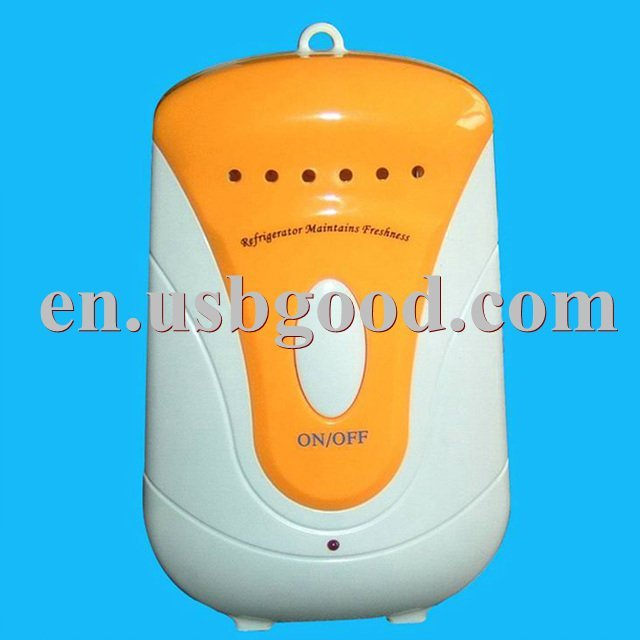Fresh Fridge Kitchen Ozone Purificatory Air Deodorizer Cleaner Refrigerator Purifier