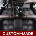 Custom fit car floor mats for Nissan Rouge X-trail T31 T32 Murano 3D all weather car-styling carpet rugs floor liners(2007-)