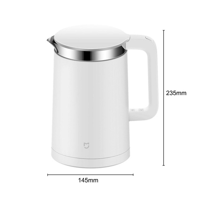 Xiaomi 1.5L Water Kettle Mijia Constant Temperature Control Electric Kettle 12 Hours Thermal Insulation Mi Home APP Control 5