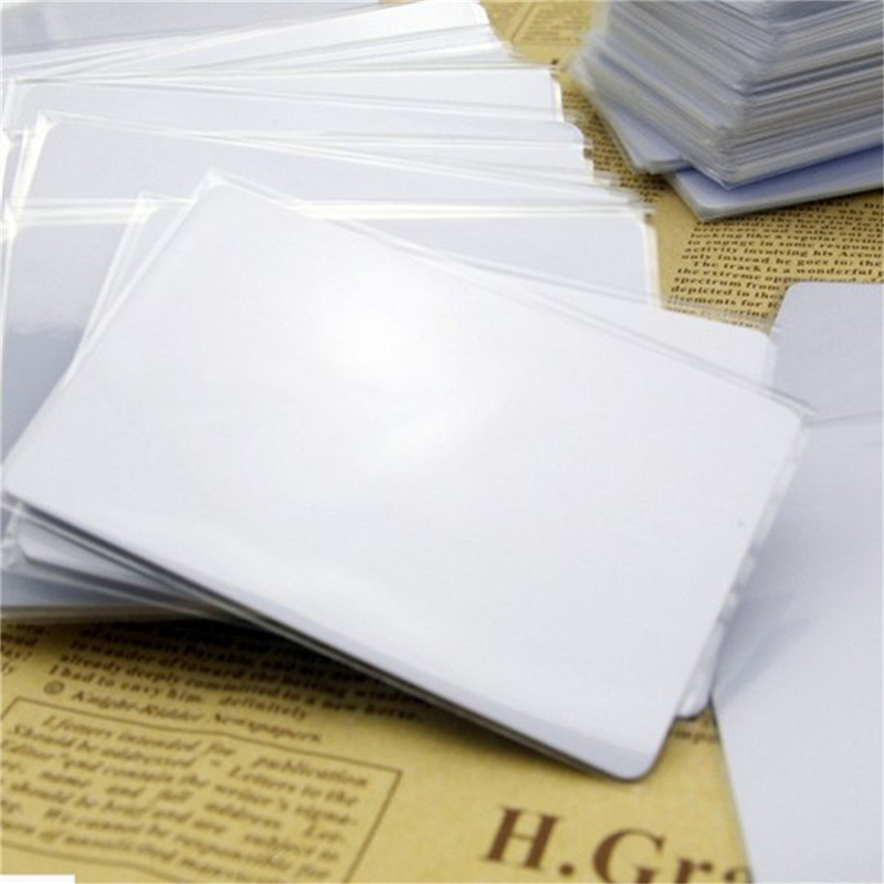 5pcs/Lot NTAG215 NFC Cards RFID Smart Tag NFC Forum Type 2 Tag NTAG215 Chip White Card for All NFC Mobile Phone Free Shipping white 10pcs pack pvc nfc smart card tag s50 for ic 13 56mhz rfid readable writable 8 5 x 5 4 x 0 1cm new