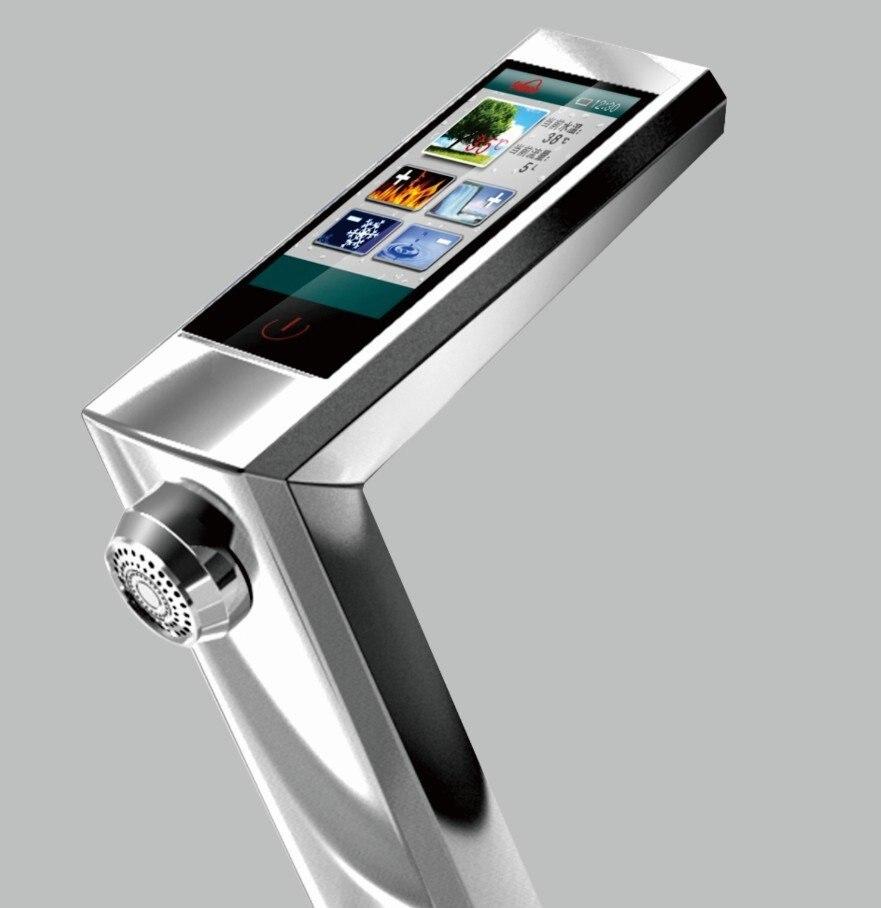 Digital thermostat faucet/Touch faucet/intelligent faucet Free ...