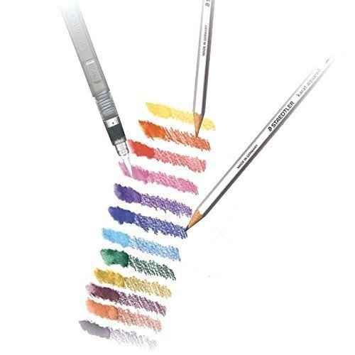Juego de lápices de acuarela Premium Staedtler Karat Aquarell de 24/48/60 colores (125M24/48/60)