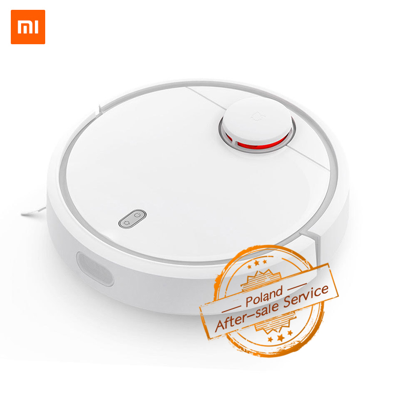 Original XIAOMI MI Robot Vacuum Cleaner for Home Automatic Sweeping Dust Sterilize Smart Path Planned Mijia
