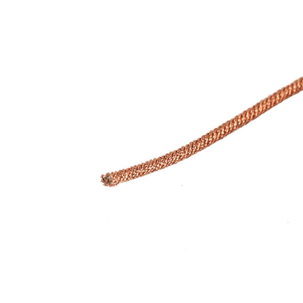 "GHXAMP 1เมตร28ยืนทองแดงตะกั่วลวดแกนของแข็งสำหรับ10 ""12"" 15 ""18""นิ้วPAซับวูฟเฟอร์วูฟเฟอร์คอยล์เสียงลำโพงซ่อมDIY"