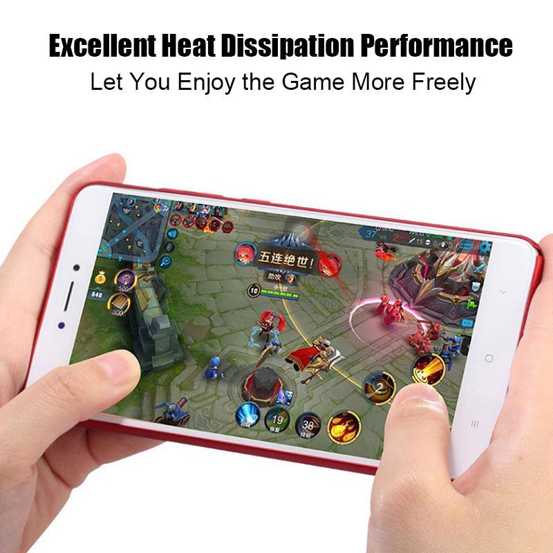 Ultra Slim Breathable Cooling Mesh Hard Cases for Xiaomi Redmi 4X Note 3 4 4X Mi5S Mi6 Mi 6 Cover Heat Dissipation Plastic Case