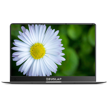 ZEUSLAP 15.6inch 6GB RAM 64GB SSD 1920X1080 FHD IPS Screen Apollo Lake Quad Core Windows 10 Ultrabook Laptop Notebook