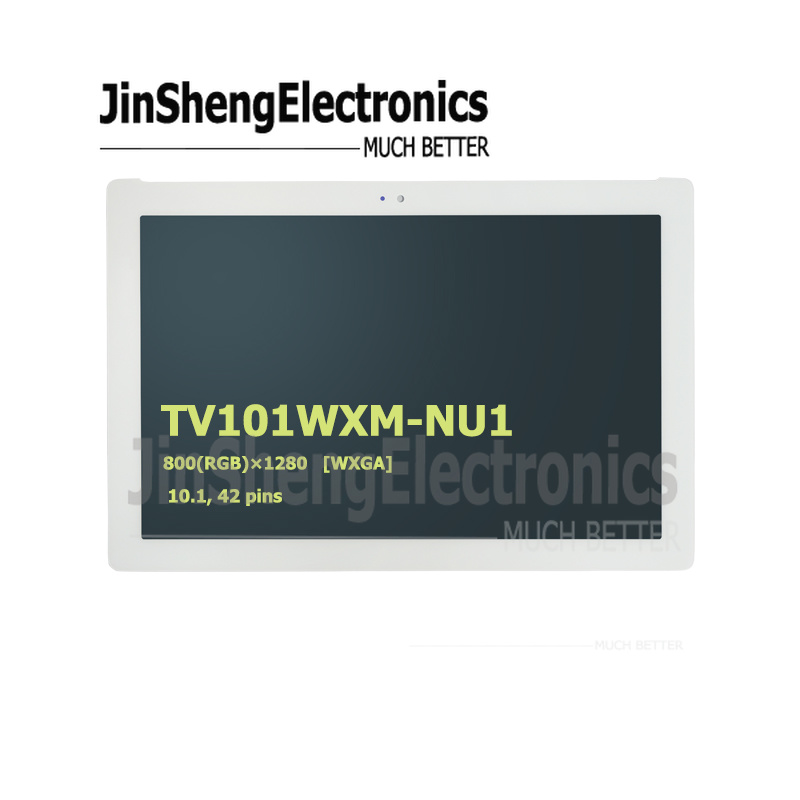 TV101WXM-NU1 10.1inch LCD Touch Screen 800x1280 51pins lcd display Replacement+ Screen Glass Digitizer Assembly