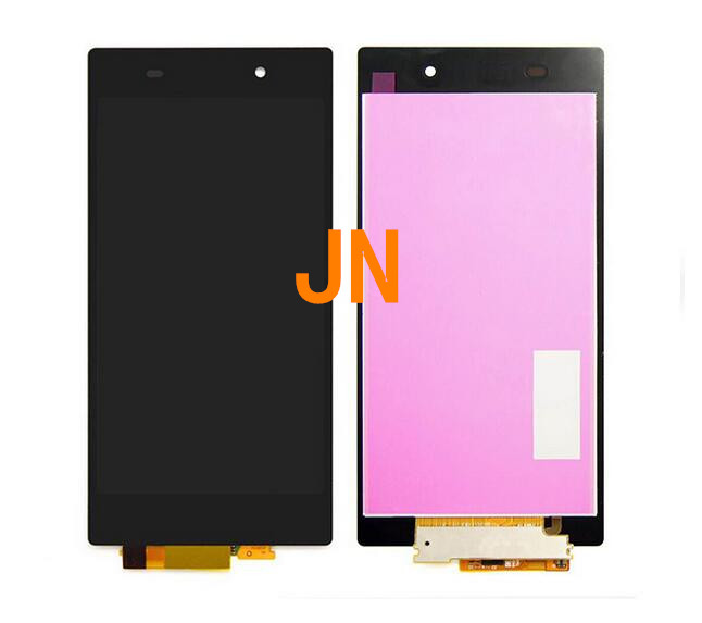 2pcs Replacement For Sony xperia Z1 L39H c6902 c6903 C6906 L39H LCD Display Touch Screen with Digitizer Assembly Black 1 pcs l39h black lcd display touch screen digitizer assembly for sony xperia z1 l39h c6902 c6903 free shipping
