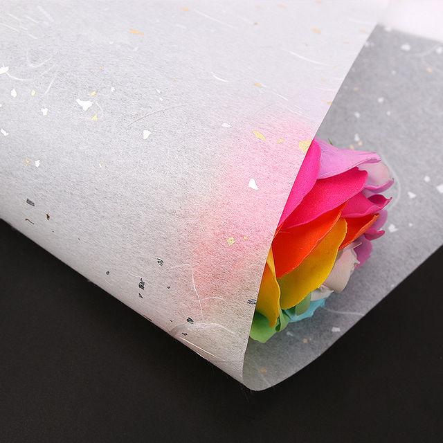 Sparkling Tissue Paper Set 10 Pcs