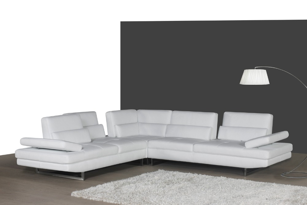 leather sectional sofa ratings black friday canada real living room corner home ...