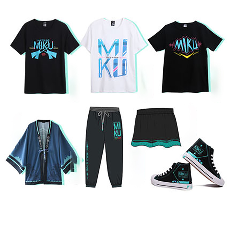 font-b-hatsune-b-font-miku-font-b-hatsune-b-font-knights-pajamas-font-b-hatsune-b-font-japanese-short-sleeve-pants-shoes-set