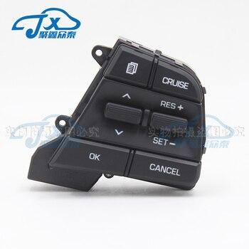Für Hyundai Beweglichen Kragen Solaris 1.6l Auto Fans Geschenk Tempomat Multifunktionslenkrad Tasten Schalten Schwarz