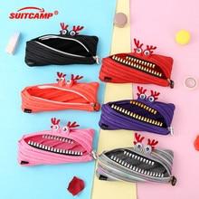 Running Bags Sports Bag Korean Version Zipper Pen Student Accessories Women  Belt Waist