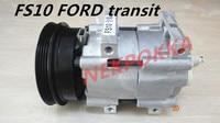 Compressor de ar condicionado automotivo para FS10 para ford transit