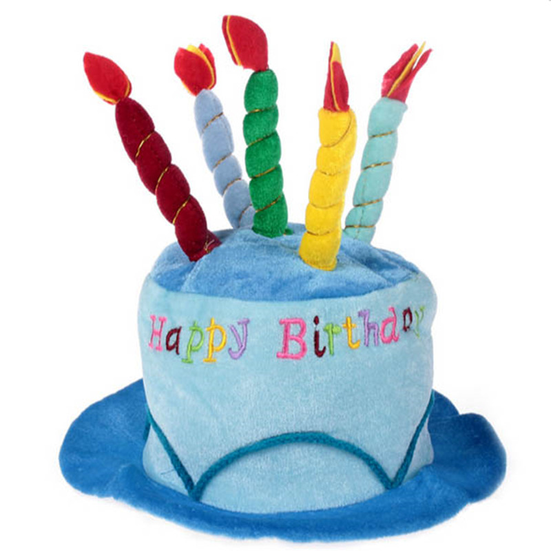 Men women happy birthday cake candle funny hat party adult in party men women happy birthday cake candle funny hat party adult in party hats from home garden on aliexpress alibaba group publicscrutiny Image collections
