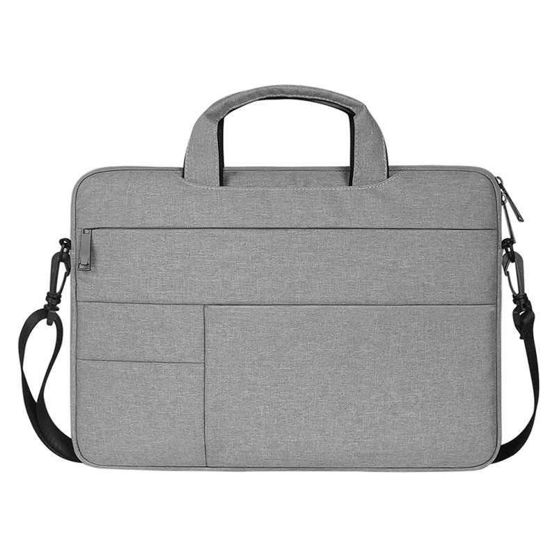 PPYY новая сумка на плечо Водонепроницаемая нейлоновая сумка-мессенджер для Mackbook Xiaomi lenovo Hp 13 15,6 сумка для ноутбука Женская Мужская сумка для ноутбука