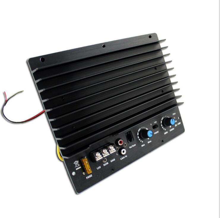 Cheap 200W high car amp power 12V car font b amplifier b font in active font