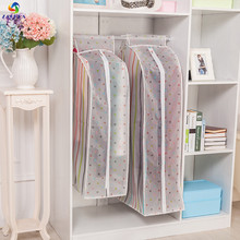 EIEYO Storage Bag Case for Clothes Organizer Garment Suit Coat Dust Cover Protector Wardrobe