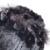 QUEENFUR Genuine Rabbit Punto Rex Sombrero De Piel Con piel de Zorro flores Gorros Super Elástico Con Forro de Invierno de Las Mujeres de Piel Caliente Cap
