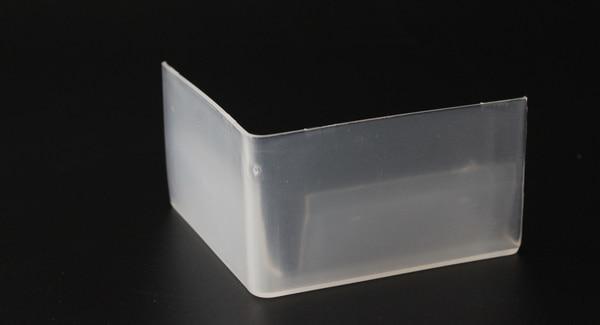 Paper Shelf Carton Case Box Corner Display Construction  Reinforcement Waterproof  Accessories L Plastic Protection Parts