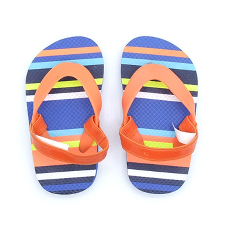 Girls Flip Flops Kids Barefoot Shoes Rainbow Toddler Slippers Children Beach Shoes Kids Swimming Water Shoes Girl Summer