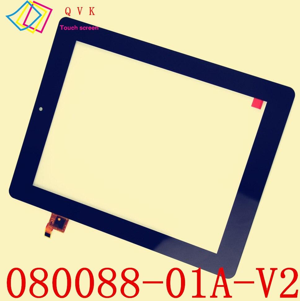 NEW 080088-01A-V2 080088-01A-V1 fpc.0800-0238-c prestigio multipad PMP7280C 3G PB80DR8357 tablet touch screen digitizer sensor
