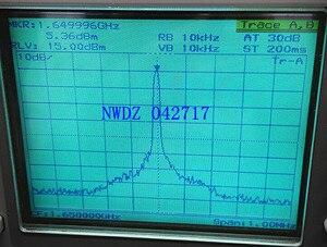 Image 4 - ADF5355 PLL 54M 13.6G חדש לוח PLL נמוך שלב רעש VCO ההפרש קריסטל מתנד