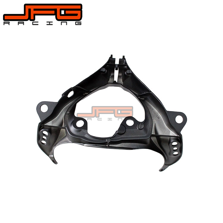 Motorcycle Front Upper Fairing Headlight Holder Brackets For SUZUKI GSXR1000 GSXR 1000 GSX1000R 2005 2006 05