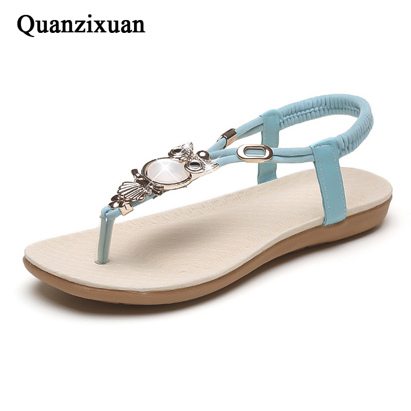 Buy womens owl sandals and get free shipping on AliExpress.com 84ff800fbf3c