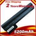 6 células bateria do portátil 5200 mAh para HP UMPC MID NetBook & Mini 110 110 - 3000 110 - 3100 607762 - 001 607763 - 001 HSTNN-DB1U WQ001AA nova