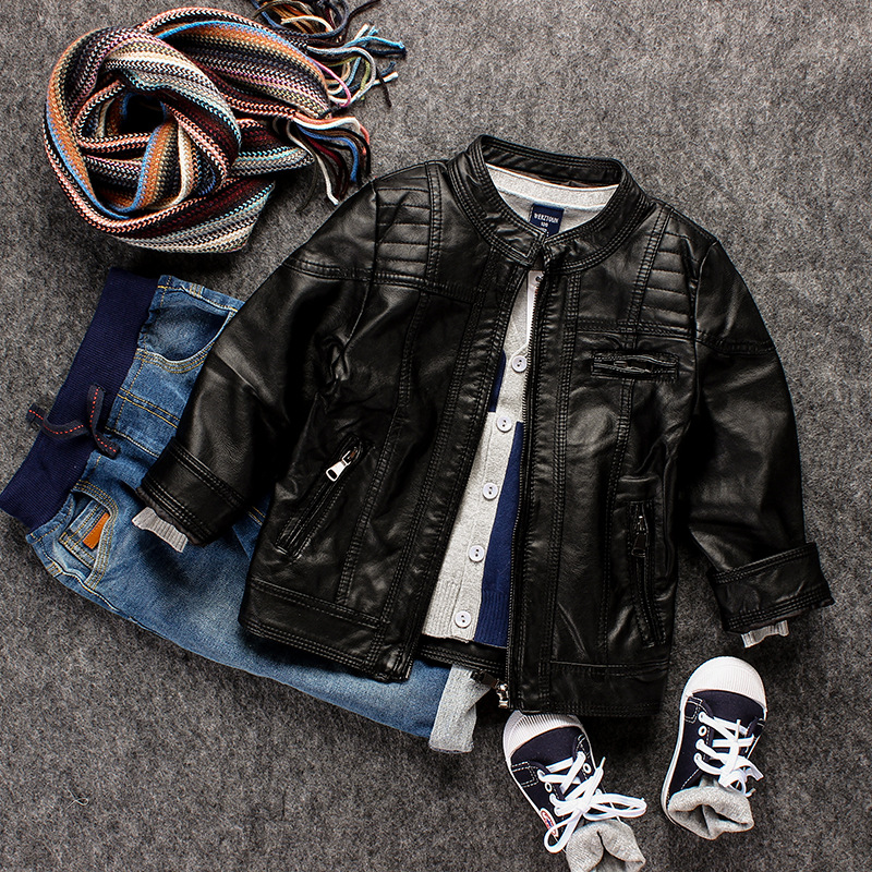 Popular Boys Leather Bomber Jackets-Buy Cheap Boys Leather Bomber