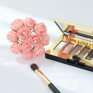 Image 4 - Rose Rose artificielle mousse fleur ins photographie accessoires Photos Studio accessoires pour bagues bijoux cosmétique photographie toile de fond
