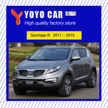 Hot sale Aluminium alloy Aluminium alloy sticker install side rail bar roof rack for Sportage R 2011 2012 2013 2014 2015 machinability study of aluminium silicon alloy
