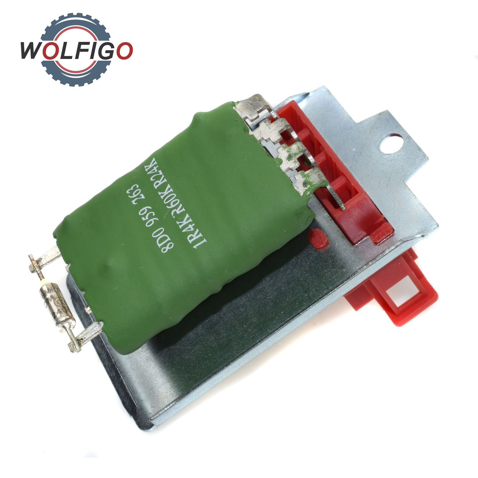 Fit Audi A4 Volkswagen Passat 1996-2005 Blower Motor Resistor 8D0959263 New