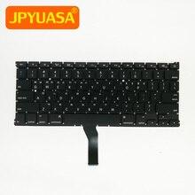 Новый сменная Клавиатура для ноутбука для Macbook Air 13 «A1369 A1466 Корея Корейская Клавиатура 2011 2012 2013 2014 2015