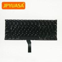 New Laptop Replacement Keyboard For Macbook Air 13 A1369 A1466 Korea Korean Keyboard 2011 2012 2013