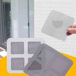 Set Anti-Insect Fly Window Mosquito Screen Net Repair Tape Patch Adhesive