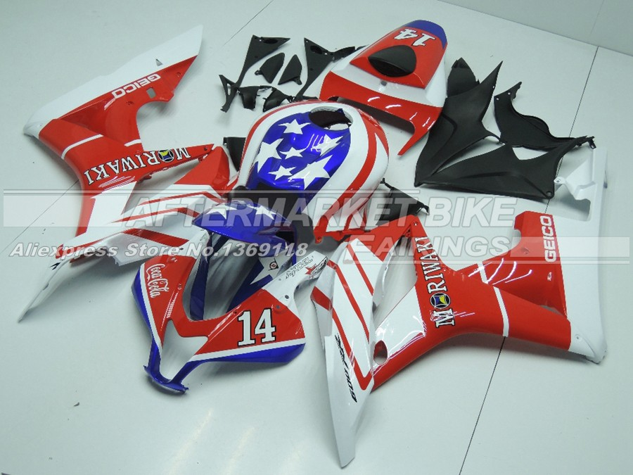 CBR600RR-2007-2008-RED-WHITE-COCACOLA-MOTORCYCLE-FAIRING-KIT